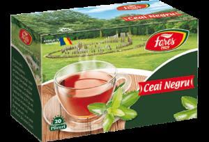 ceai la plicuri