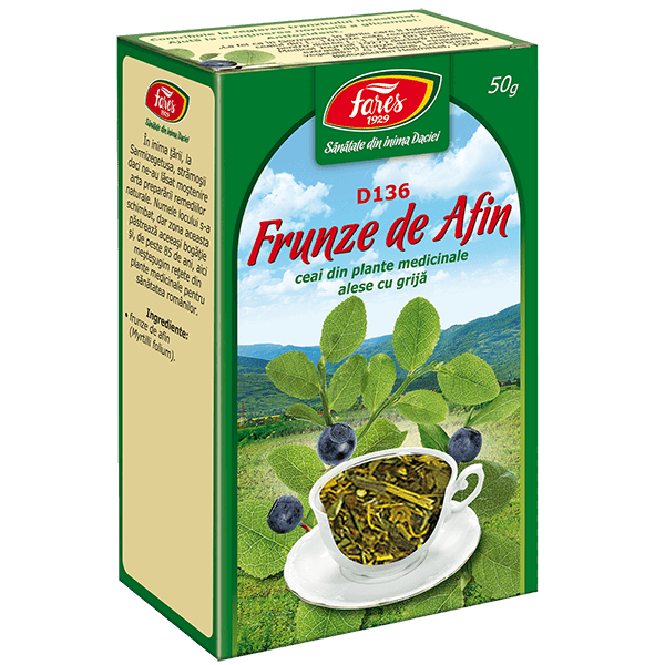 ceai medicinal