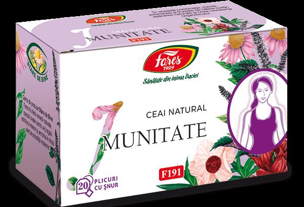 ceai pentru imunitate scazuta