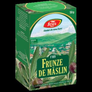 frunze de maslin