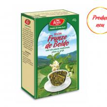Boldo, frunze, D134, ceai la pungă