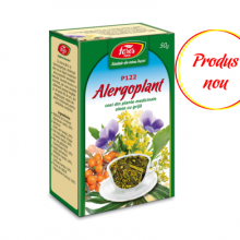 Alergoplant, P122, ceai la pungă