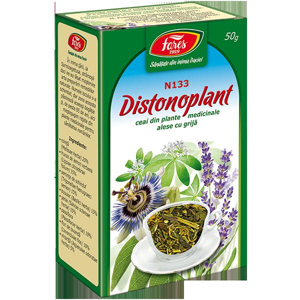 Distonoplant, N133, ceai la pungă