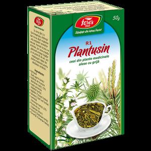 Plantusin (antibronșic), R1, ceai la pungă