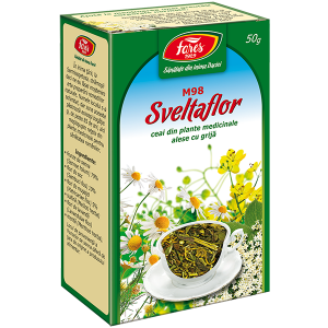 Sveltaflor, M98, ceai la pungă