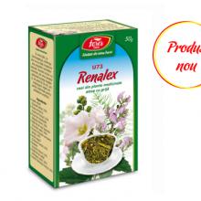 Renalex, U73, ceai la pungă