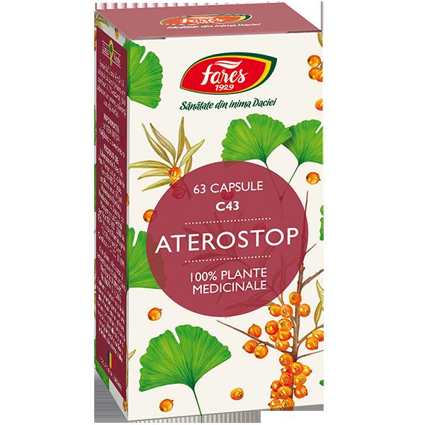 Aterostop, C43, capsule