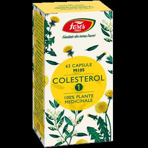 Colesterol 1, M105, capsule