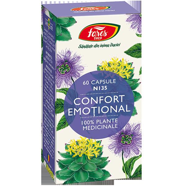 Confort emoțional, N135, capsule