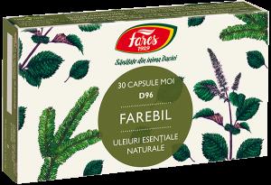 Farebil, D96, capsule moi