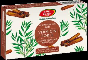 Vermicin Forte, D101, capsule moi