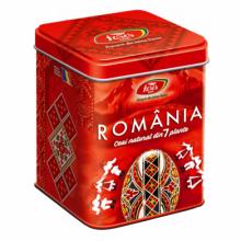 Ceai Suvenir România, roșu