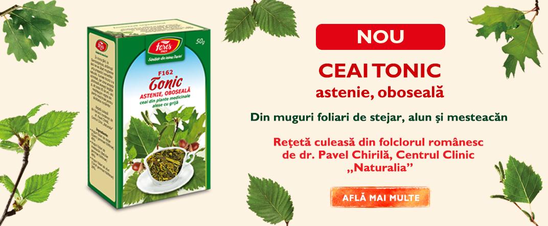 Ceai Medicinal Tonic Nouurcat25iunie