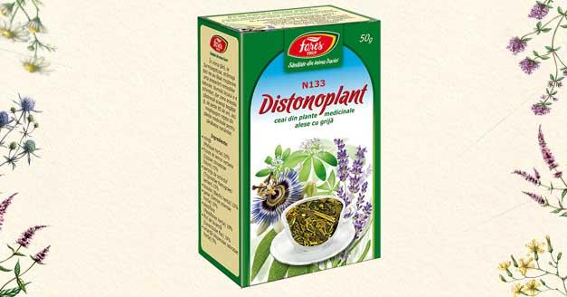 Ceaiul natural cu efect antistres.