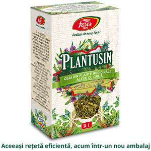 Ceai med Plantusin 3D punga 2019