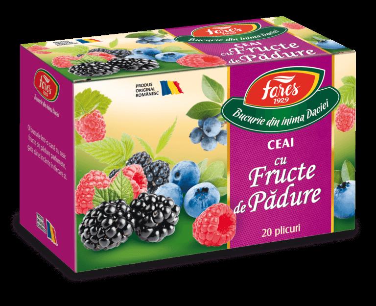fructe de padure