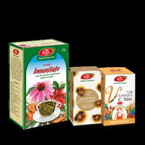 Imunitate cu 7 ciuperci, F, capsule | sanchi.ro