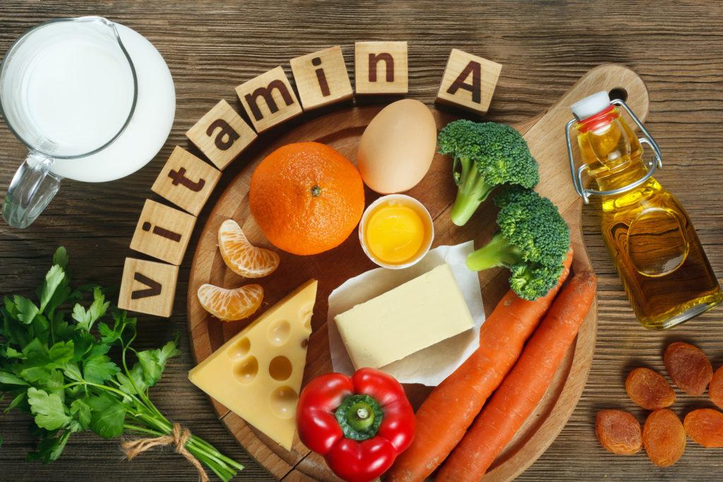 Vitamina A ajuta imunitatea in mod natural