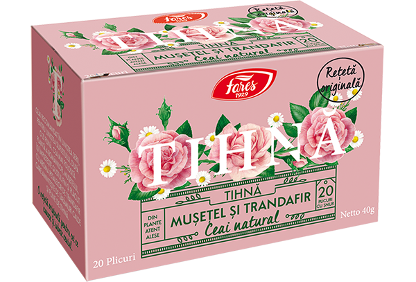 Fares ceai natural din 7 plante 36 g | Lei/buc | fabricadepiatra.ro