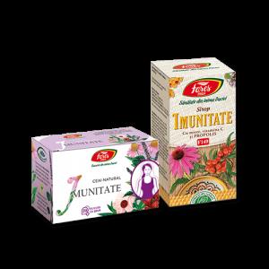 5 super plante pentru imunitate