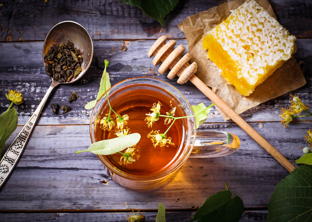 ceai cu miere