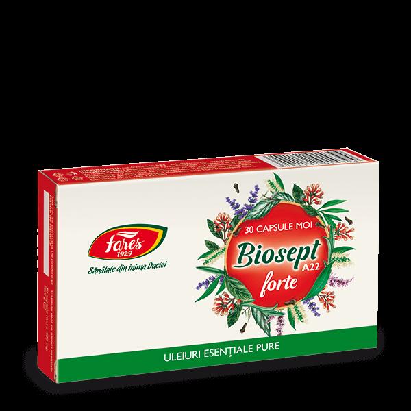 Biosept sirop, A16, 250 ml, Fares