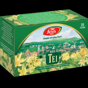 ceai natural de tei