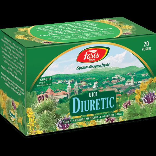 ceai Diuretic u101