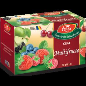 aroma de fructe dulci-acrisoare